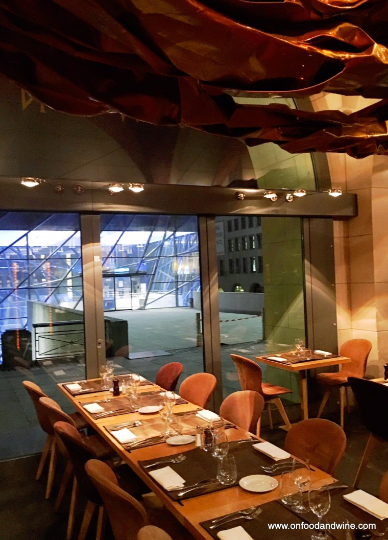 dinner with RestoDays at #Kwint in #Brussels - review by @onfoodandwine