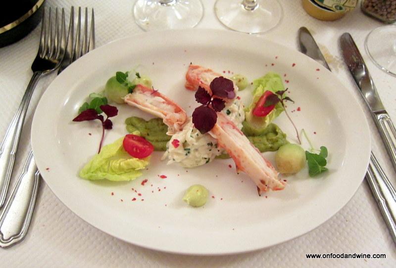 we review fish restaurant Bij den Boer in #Brussels - by @onfoodandwine