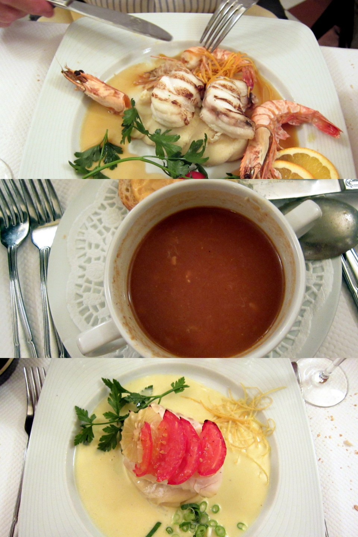 dinner at Bij den Boer #restaurant in #Brussels - review by @onfoodandwine