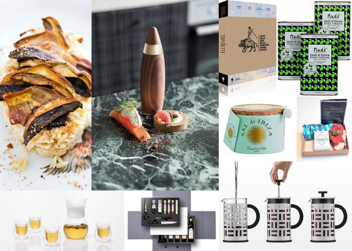 Gift Guide for the Foodie by @onfoodandwine