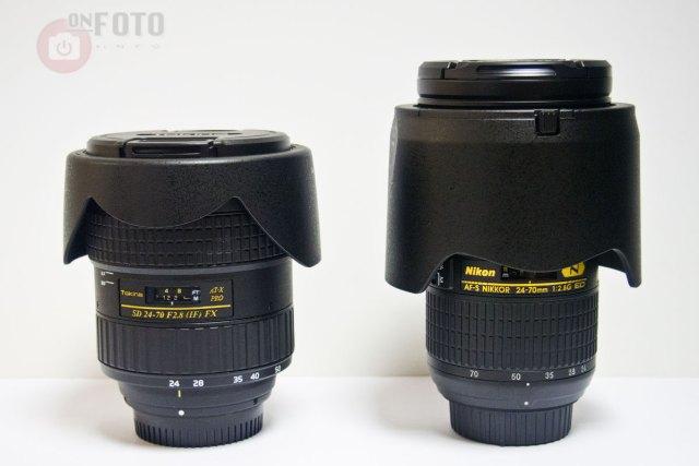 Tokina 24-70 vs Nikon 24-70