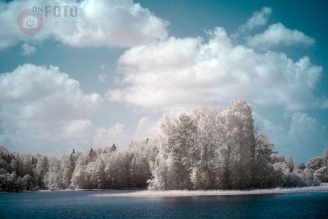 ИК-снимок после глубокого редактирования (цветной вариант)