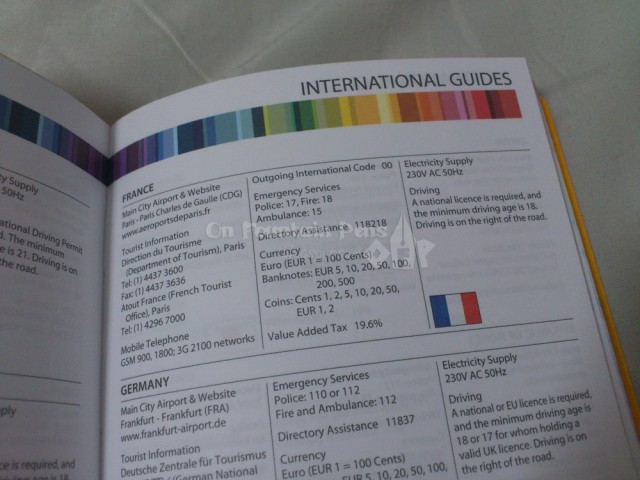 International guides in case you need help when you are there... useful!