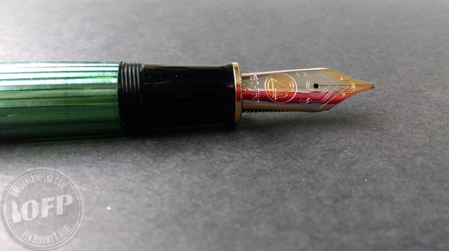 Pelikan-M1000-section