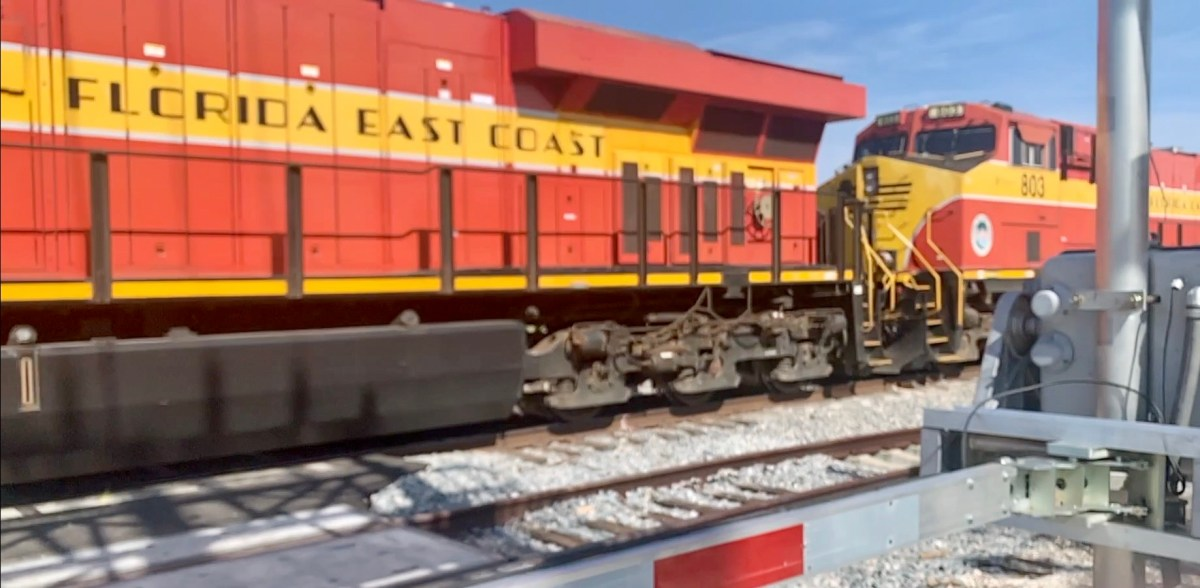 Railroad quiet zones two years away in north county