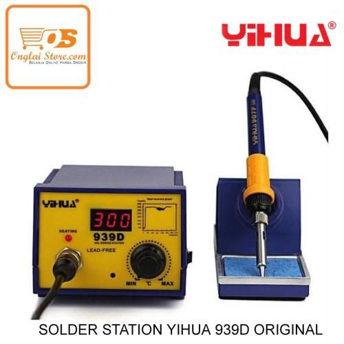 SOLDER STATION YIHUA 939D ORIGINAL