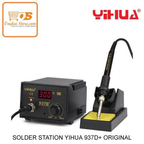 SOLDER STATION YIHUA 937D+  ORIGINAL