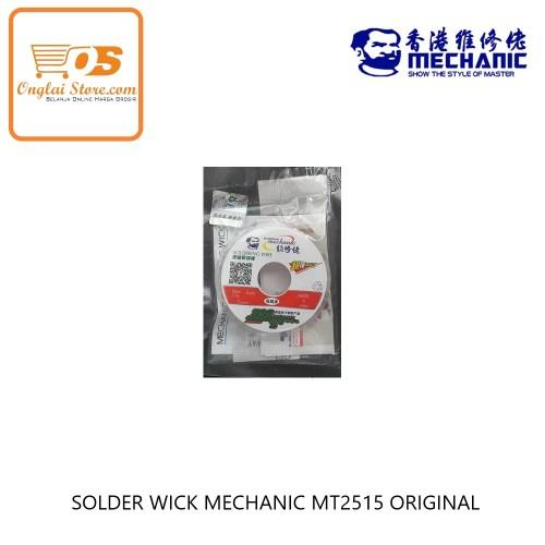 SOLDER WICK MECHANIC MT2515 ORIGINAL-72373