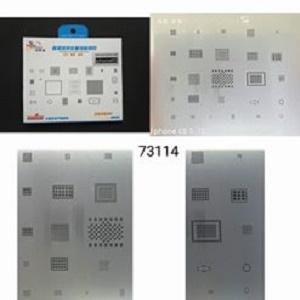 TOOL'S CETAKAN IC MECHANIC FOR IPHONE 6S LUBANG KOTAK BAHAN JEPANG SPESIAL 0.12MM-73114