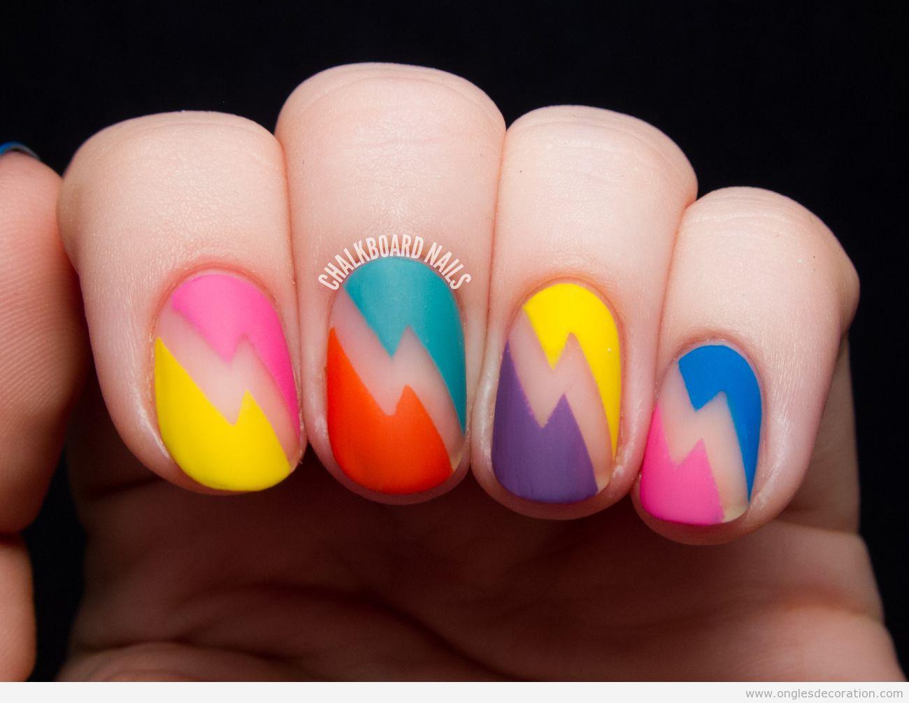 Motif Deco Ongle Beautiful Nail Art En Dcoration Complte