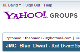 Yahoo Groups logo