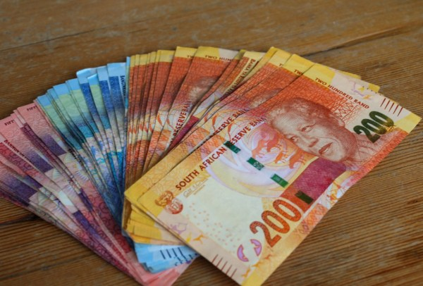 The South African Rand