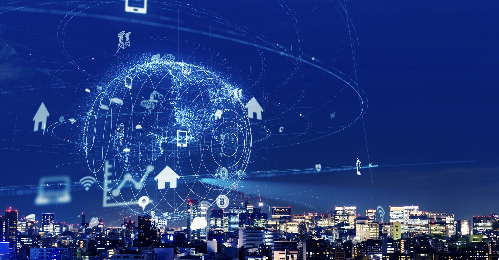 Smart Cities are the future