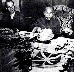 Hồ Chí Minh tại Hội Nghị Fontainebleau