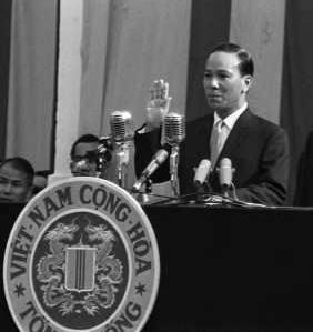 Cố Tổng Thống VNCH Nguyễn văn Thiệu