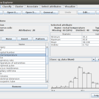 Tiền xử lý dữ liệu (Horse Colic dataset)