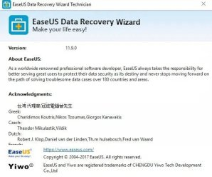 EaseUS Data Recovery Wizard v13.0 Crack is Here !