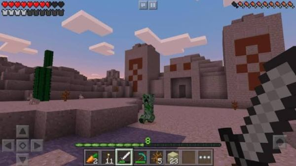 Minecraft Pocket Edition Mod Apk Download
