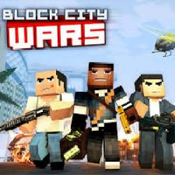 Block City Wars Mod Apk + Money
