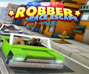 Robber Race Escape 3.4.0 Apk + Mod for Android is Here !