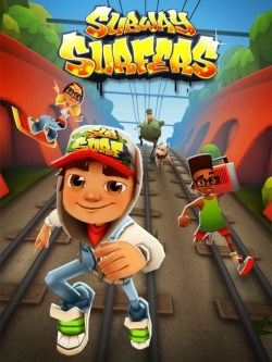 Subway Surfers Apk MOD Latest Unlimited Money Coins Keys