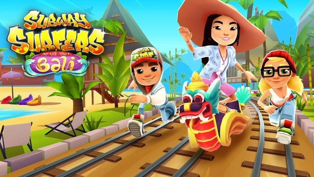 Subway Surfers Mod Apk For Android