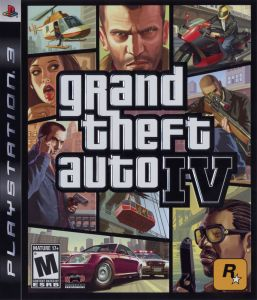 GTA 4 GRAND THEFT AUTO DOWNLOAD FOR PC