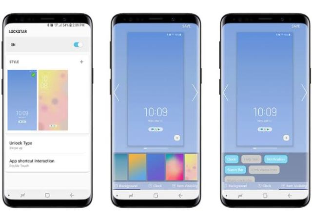 Samsung Good Lock APK for android