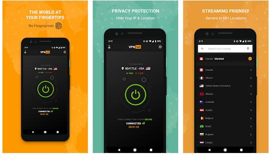 VPNHub APK for android