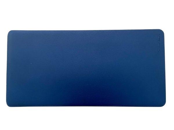 desk mat navy blue colour