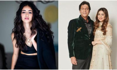 Ananya Panday Turns A Year Older Today, Parents Bhavana and Chunky Panday Share The Cutest Birthday Post For Their Daughter!