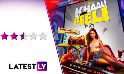 Khaali Peeli Movie Review: Ishaan Khatter-Ananya Panday's Taxi Ride Is Entertaining in Parts