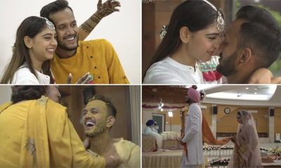 Niti Taylor Ties The Knot With Parikshit Bawa In An Intimate Affair, Actress Shares A Glimpse Of Her 'COVID-19 Wedding' (Watch Video)