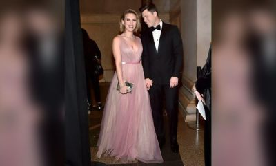 Scarlett Johansson Ties The Knot With Beau Colin Jost!