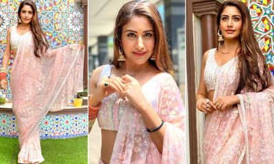 Surbhi Chandna Looks Pretty in Pink In her New Pictures from Naagin 5 (View Pics)