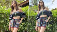 Yo or Hell No? Ananya Panday's Twinset by Pink Porcupines for E-promotions of Khaali Peeli