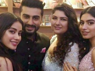 Arjun Kapoor to Miss Diwali Celebration With Sister Anshula This Year, Actor Is Busy Filming for Saif Ali Khan's Bhoot Police