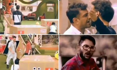 Bigg Boss 14 Preview: Jaan Kumar Sanu Gets Desperate to Prove Himself in the Captaincy Task, Says 'Mein Faadunga' (Watch Video)