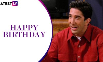 David Schwimmer Birthday: 7 Memorable Quotes by Ross Geller From FRIENDS That Will Make You Chuckle (See Pics)