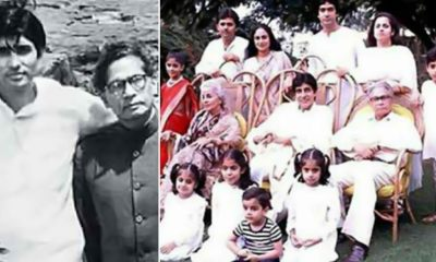 Harivansh Rai Bachchan Birth Anniversary: 10 Throwback Pictures Of The Legendary Poet With His Son Amitabh Bachchan That Are Pure Gold