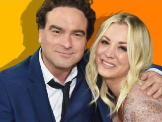 Kaley Cuoco Recalls Filming Sex Scenes with Johnny Galecki for The Big Bang Theory A Tricky Affair - Here's Why