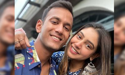 Niti Taylor's Hubby, Parikshit Bawa Serenades Lady Love On Her Birthday, Pens Lovely Notes For Wifey Dearest (View Posts)