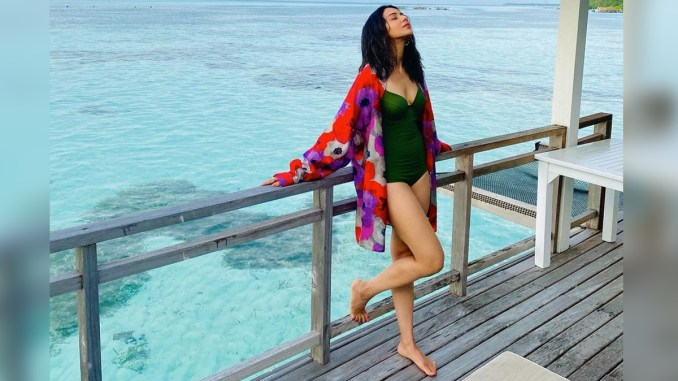 Rakul Preet Singh Joins the List of Celebs Holidaying in the Maldives and Her Sexy Monokini Picture Beats All of their Clicks Combined