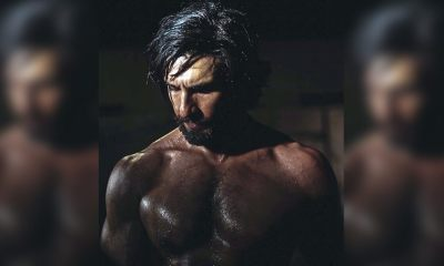 Ranveer Singh's Monday Motivation Is to Sweat It Out in the Gym, Actor's Chiseled Body Sets Serious Fitness Goals (See Pic)