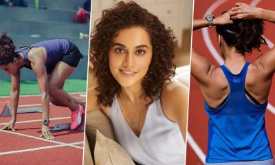 Rashmi Rocket: Taapsee Pannu Shares How She Has Been Prepping For Her Sprinter Act