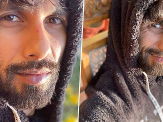 Shahid Kapoor Is Enjoying the Winter Sun and It Will Surely Make You Feel Sunny (View Pics)