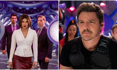 We Can Be Heroes First Look Out! Priyanka Chopra Looks Fierce as a Baddie, Pedro Pascal Looks Convincing as the Superhero; Movie to Air From January 1, 2021 on Netflix
