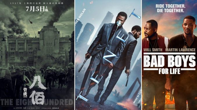 A Chinese Film Beats Tenet And Bad Boys For Life To Become The Highest Grosser Of 2020, Courtesy COVID-19