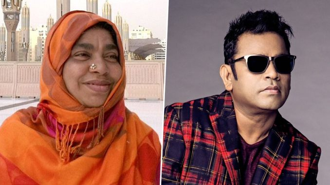 A R Rahman's Mother Passes Away, The Oscar-Winning Composer Tweets Her Picture