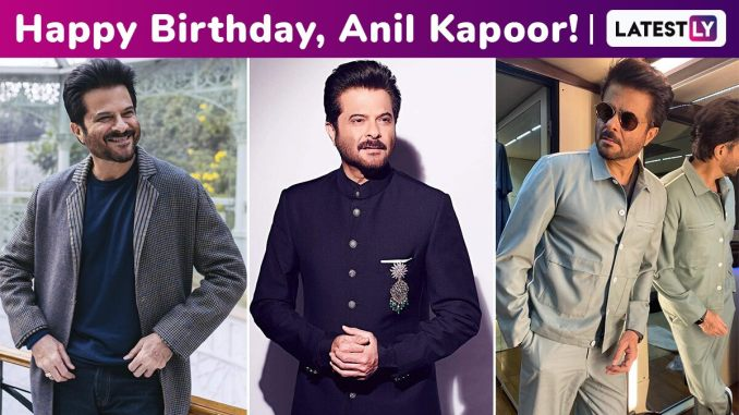Anil Kapoor Birthday Special: Reaffirming Why Ageless Boyish Swag and Classy Gentleman Vibe Is Really His Signature Style!